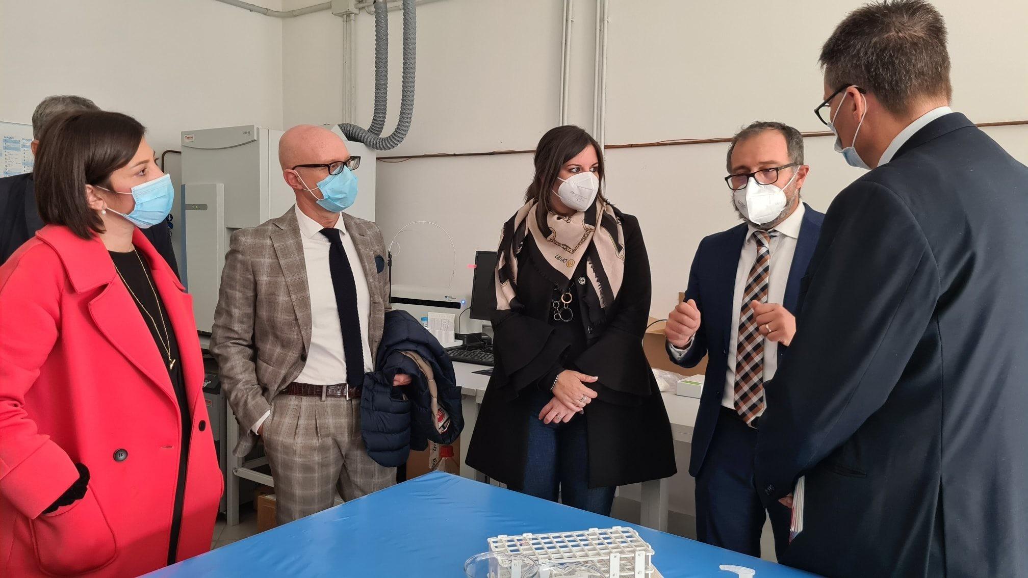 Visita al Polo Tecnologico Conciario di Santa Croce sull'Arno