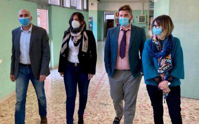 VISITA ALL'ISTITUTO COMPRENSIVO LEONARDO DA VINCI DI CASTELFRANCO DI SOTTO