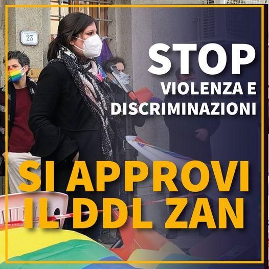 STOP VIOLENZA E DISCRIMINAZIONI
