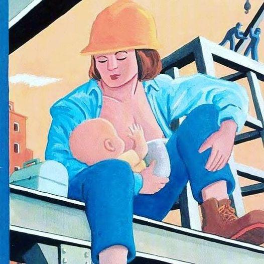 Per le donne, per il lavoro. Mai più…