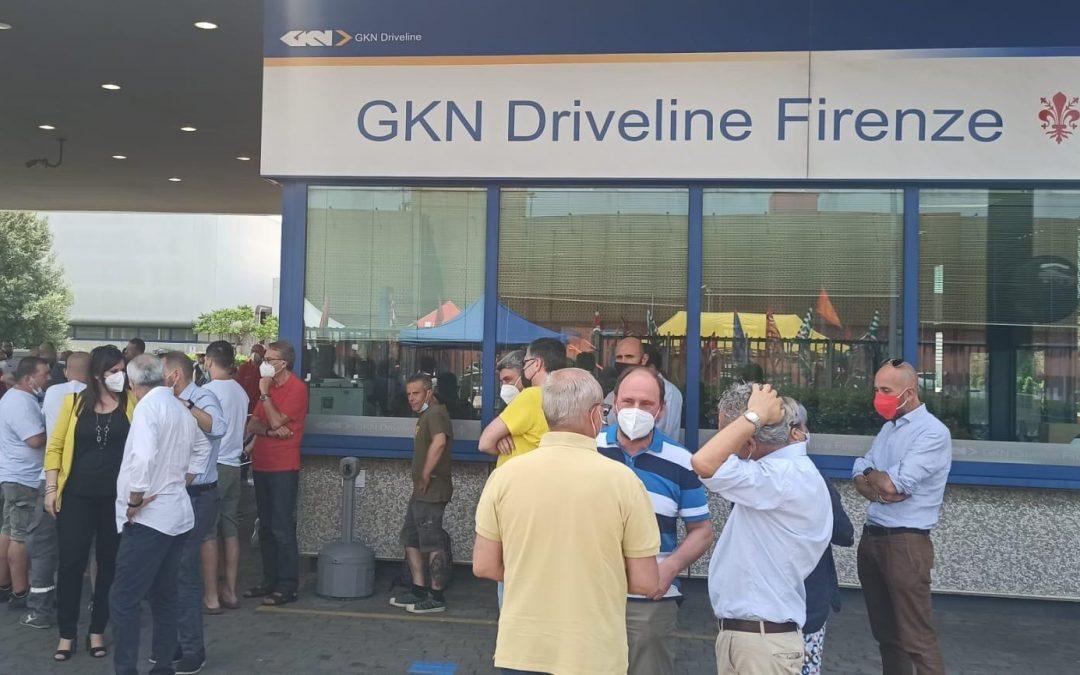 La GKN deve ritirare i licenziamenti dei 422 operai di Campi Bisenzio