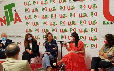 Alla festa nazionale de L'Unità a Bologna per parlare di Istituti Tecnici Superiori